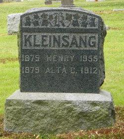 Henry Kleinsang