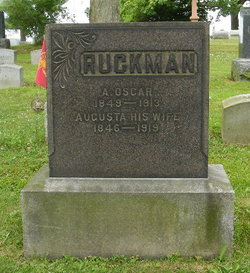 A. Oscar Ruckman