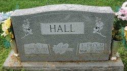 John F Hall