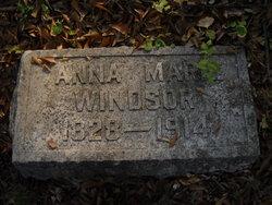 Anna Marie <I>Wheland</I> Windsor