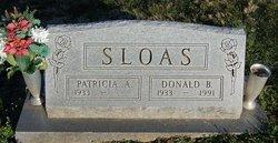 Donald B Sloas