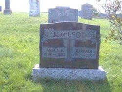 Barbara <I>MacCuspic</I> MacLeod
