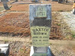 Adolphus Baxter Brown
