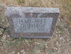 Margaret <I>Heywang</I> Oliphant