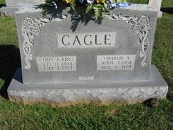Ethel Adelaide <I>King</I> Cagle