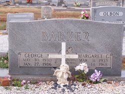 George A Barker