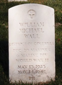 PFC William Michael Wall