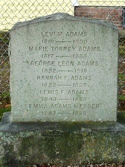 George Leon Adams