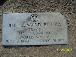 Ben Edward Blinka