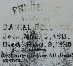 Prudence Jane <I>Gore</I> Bellamy