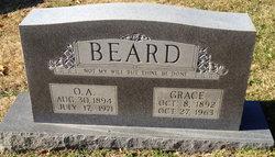 Grace <I>Nichols</I> Beard