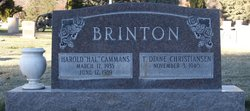 """Harold Cammans """"Hal"""" Brinton, Jr"""