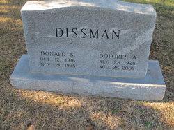 Donald S Dissman