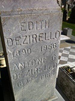 Edith <I>Gallagher</I> Dezirello