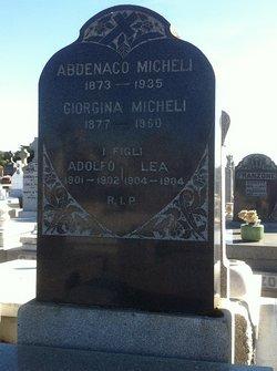 Abdenaco Micheli