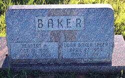 """Herbert Harvey """"Herb"""" Baker"""