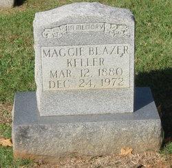 Maggie Hannah <I>Blazer</I> Keller