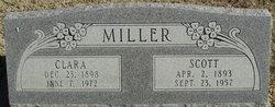 Clara Mae <I>Burkhart</I> Miller