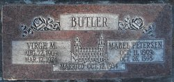 Virge M. Butler