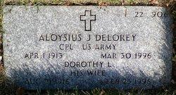 Aloysius J Delorey