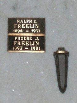 Phoebe J. <I>Salyer</I> Freelin