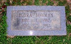 Flora K <I>Johnson</I> Bowman