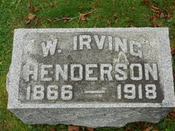William Irving Henderson