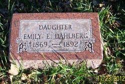 Emily Caroline <I>Envall</I> Dahlberg