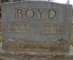 "John Harley ""Jim"" Boyd"