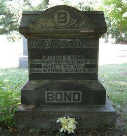 Alice Theresa Bond