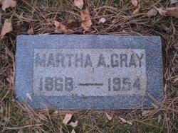 Martha <I>Dye</I> Gray