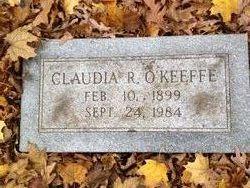 Claudia Ruth O'Keeffe