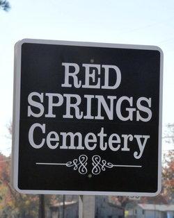 Red Springs Cemetery