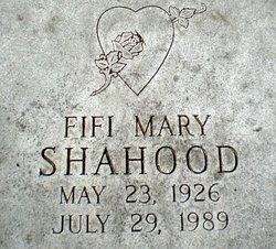 Fifi Mary Shahood