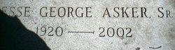 Esse George Asker, Sr,