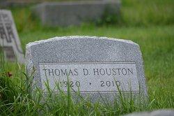 Thomas D Houston
