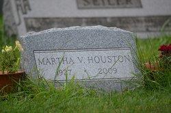 Martha V Houston