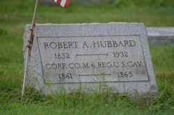 Robert A Hubbard