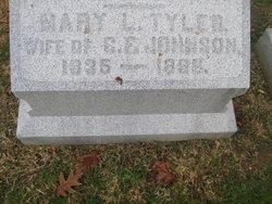 Mary Lawrence <I>Tyler</I> Johnson