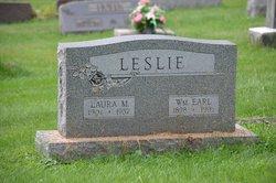 Laura M Leslie