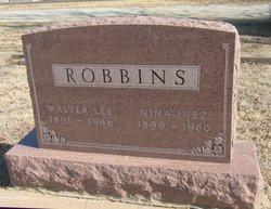 Nina Inez <I>McIntosh</I> Robbins