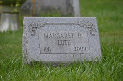 Margaret <I>Ryan</I> Lutz