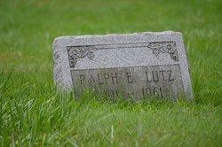 Ralph Everett Lutz