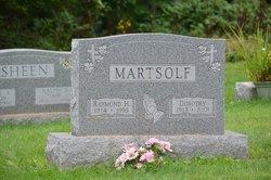 Raymond H Martsolf