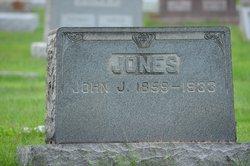 John J Jones