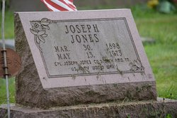 Joseph Jones