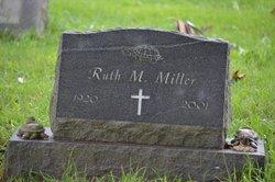 Ruth M Miller
