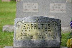 Joseph Kaprutus