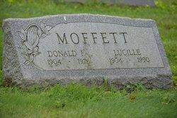 Donald F Moffett