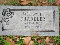 Jack Swift Chandler, Sr